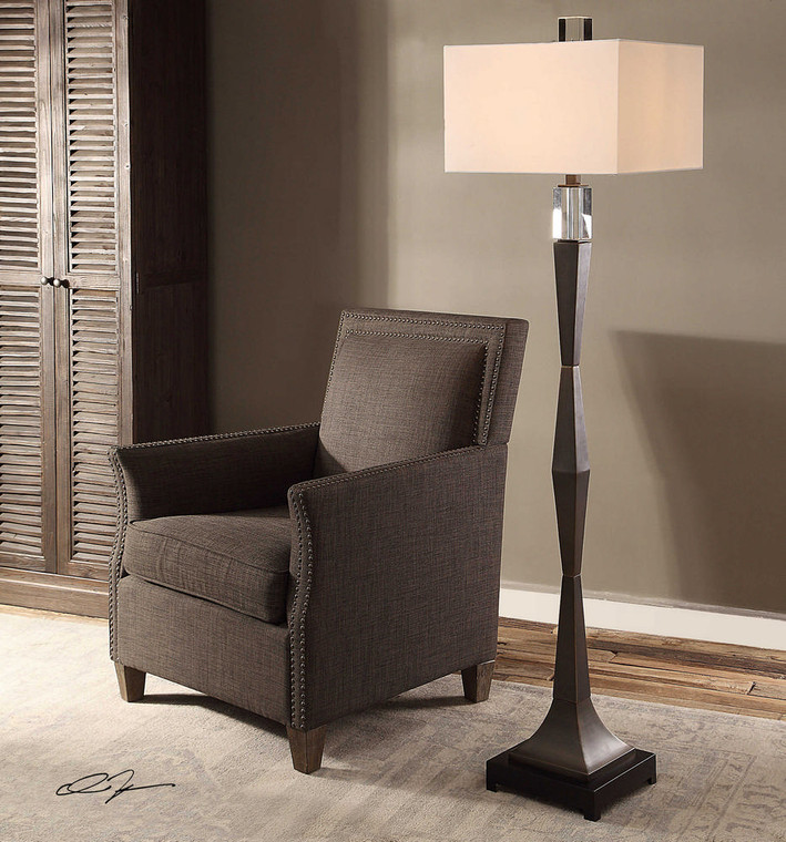 Bralon Floor Lamp by Uttermost