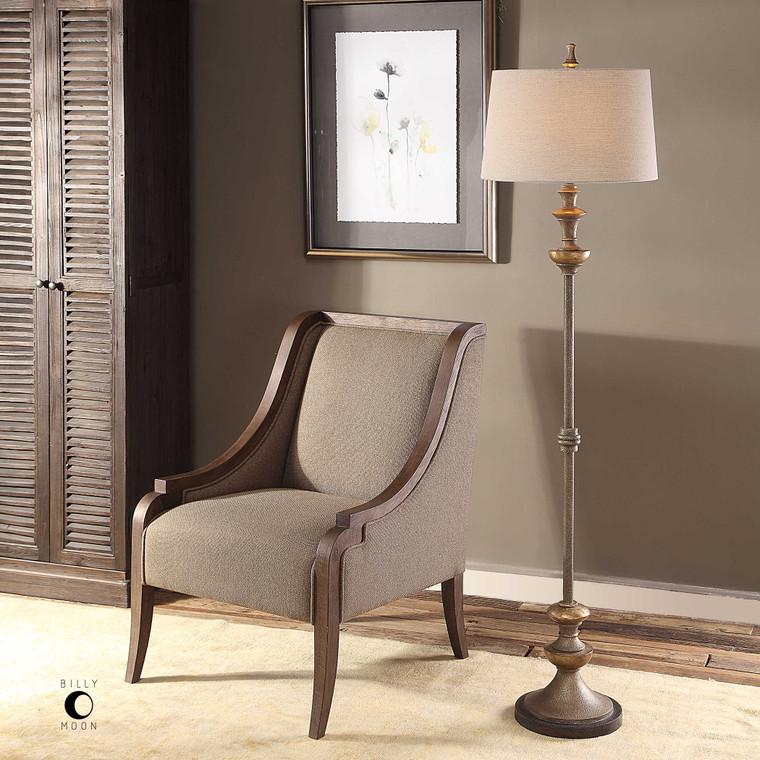 Vetralla Floor Lamp by Uttermost