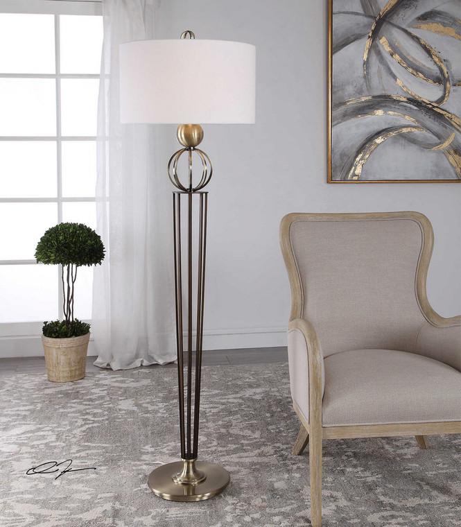 Elisia Floor Lamp by Uttermost
