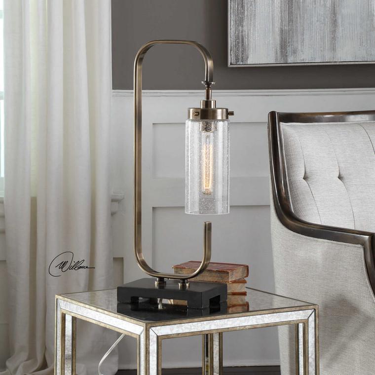 Keltie Accent Lamp by Uttermost