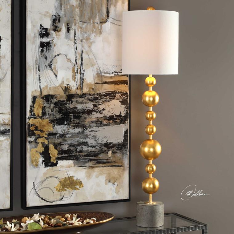 Selim Buffet Lamp by Uttermost
