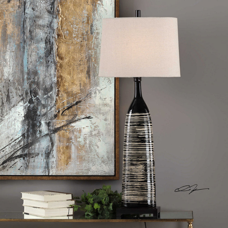Kanza Buffet Lamp by Uttermost