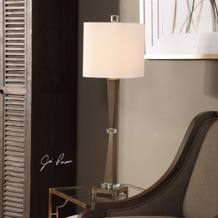 Niccolai Buffet Lamp by Uttermost