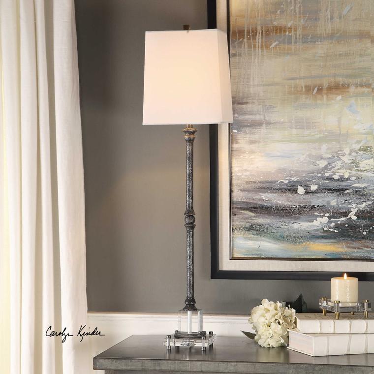 Teala Buffet Lamp by Uttermost