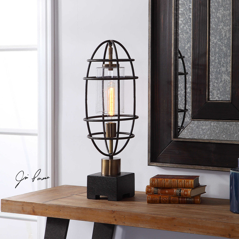 Newton Accent Lamp by Uttermost