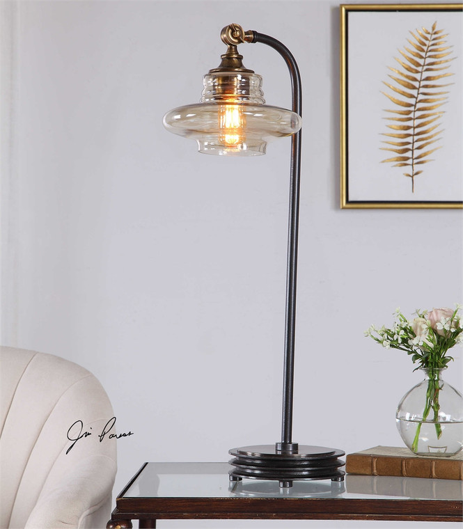 Lyell Table Lamp - by Uttermost