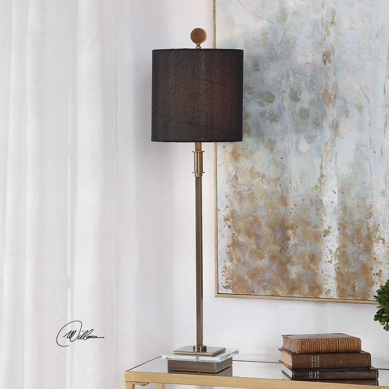 Volante Table Lamp by Uttermost