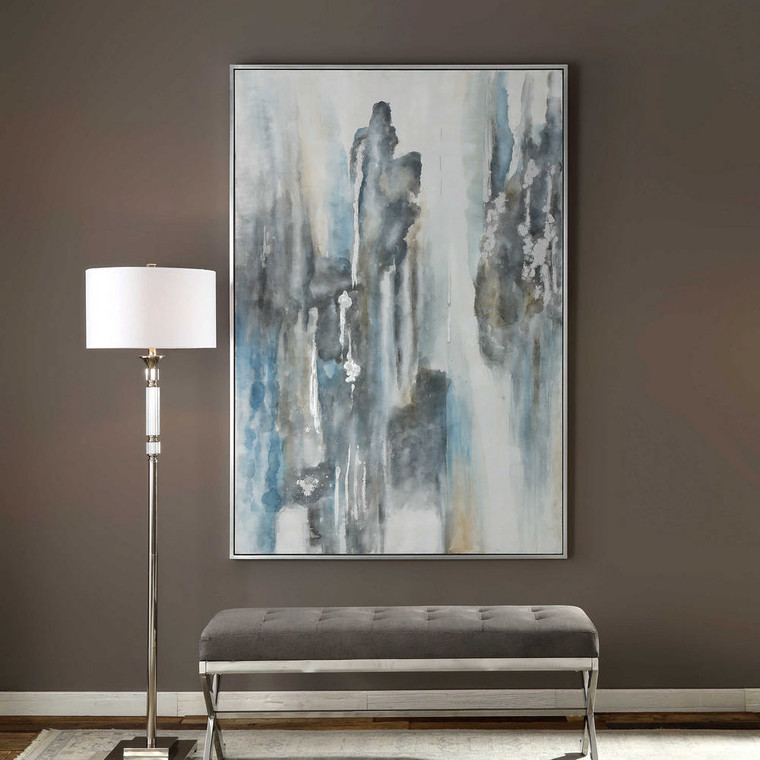 Celebrate Hand Painted Canvas by Uttermost