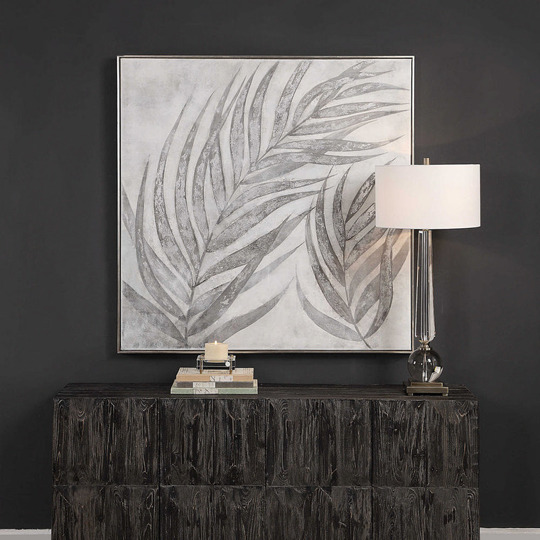 Faded Memories Hand Painted Canvas by Uttermost