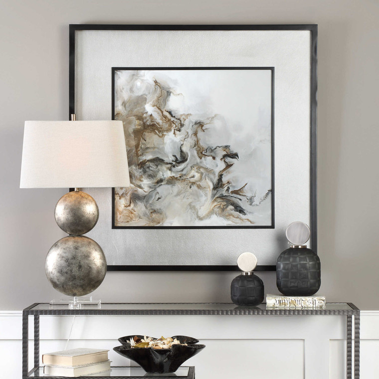 With Me Framed Print by Uttermost