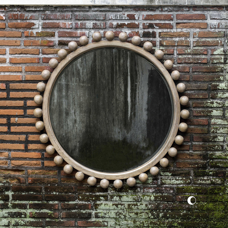 Brianza Round Mirror by Uttermost