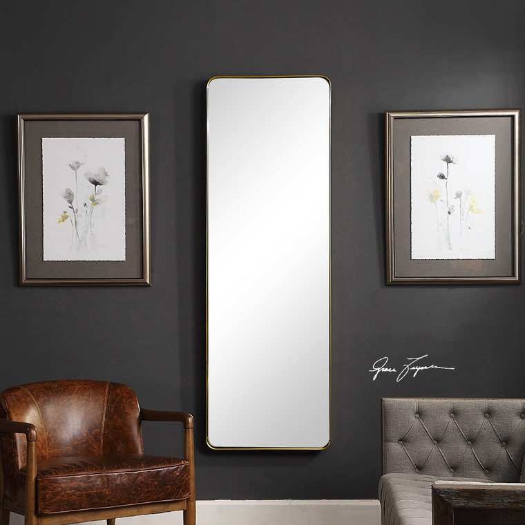 Padria Dressing Mirror by Uttermost