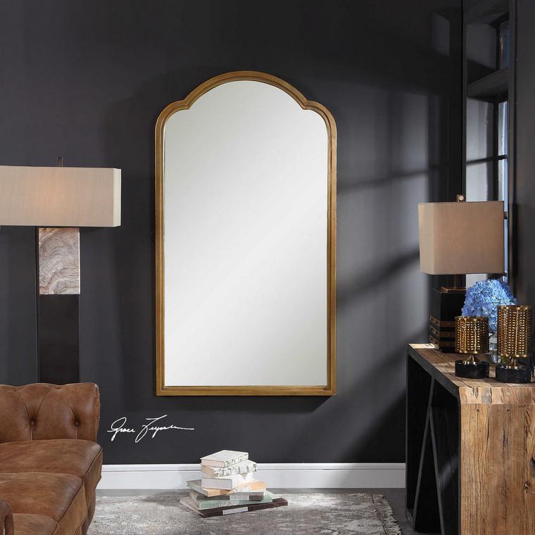 Jolene Arch Mirror by Uttermost