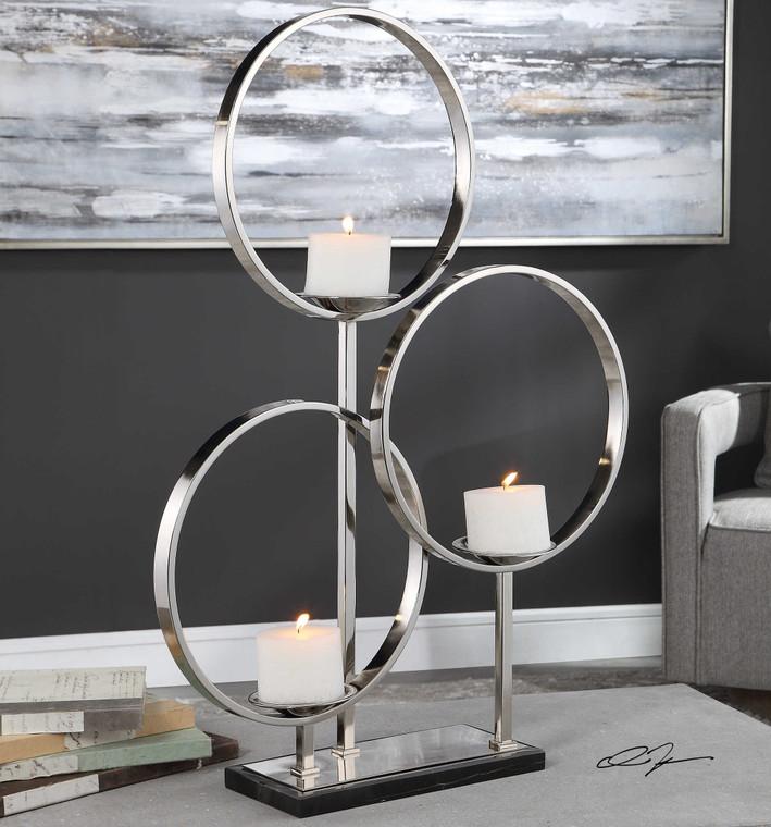 Zeina Candleholder by Uttermost