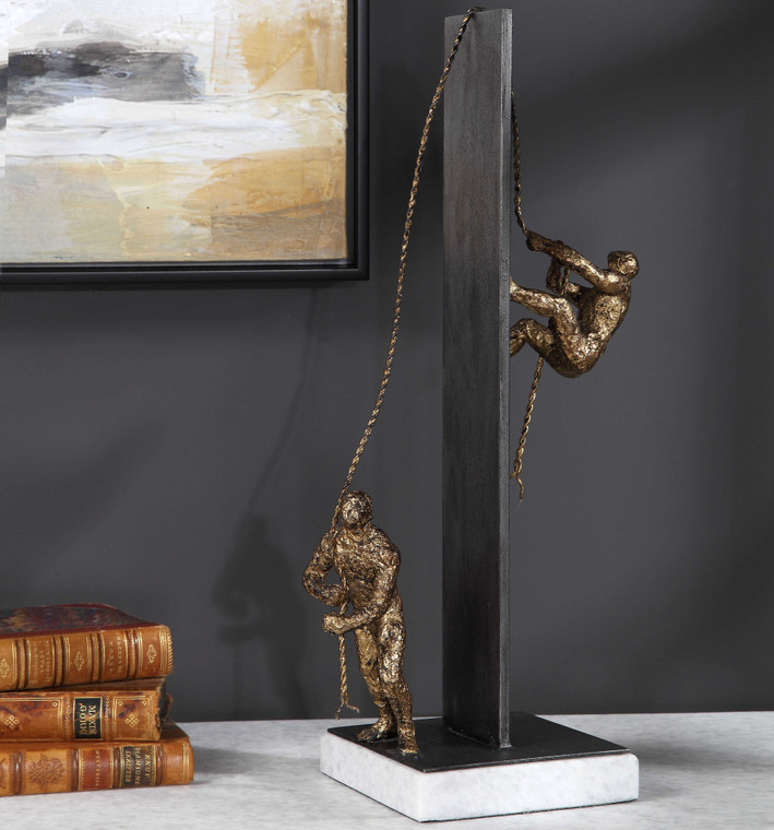 The Climb Sculpture by Uttermost