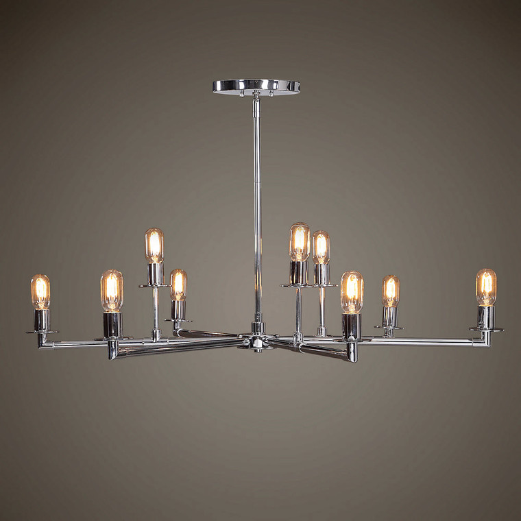 Brooklyn 9 Lt. Chandelier by Uttermost