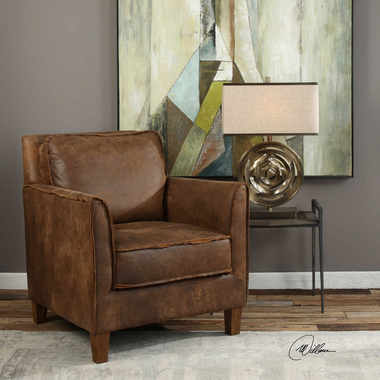 Fairbanks Accent Chair by Uttermost