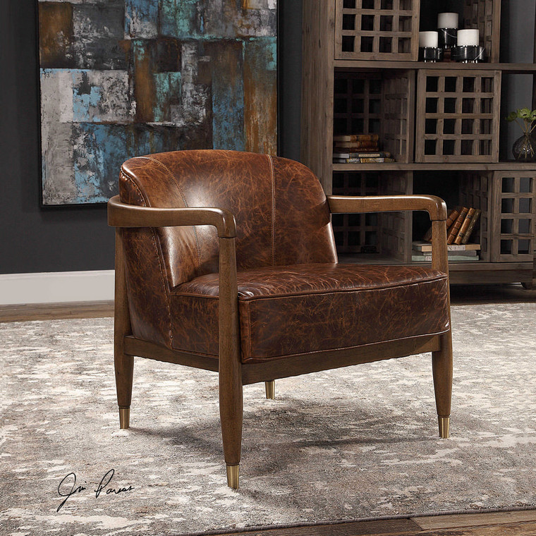 June Accent Chair by Uttermost