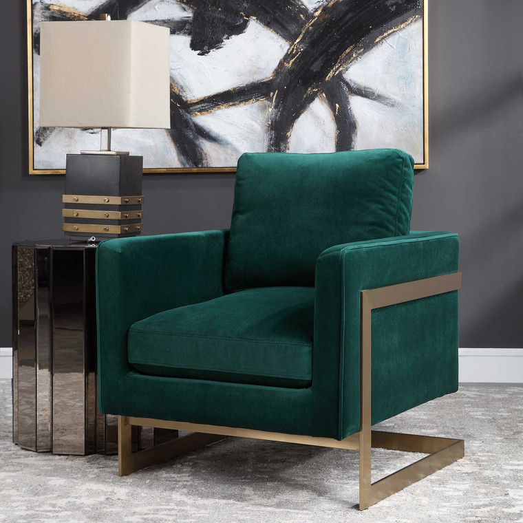 Rosaleen Accent Chair by Uttermost