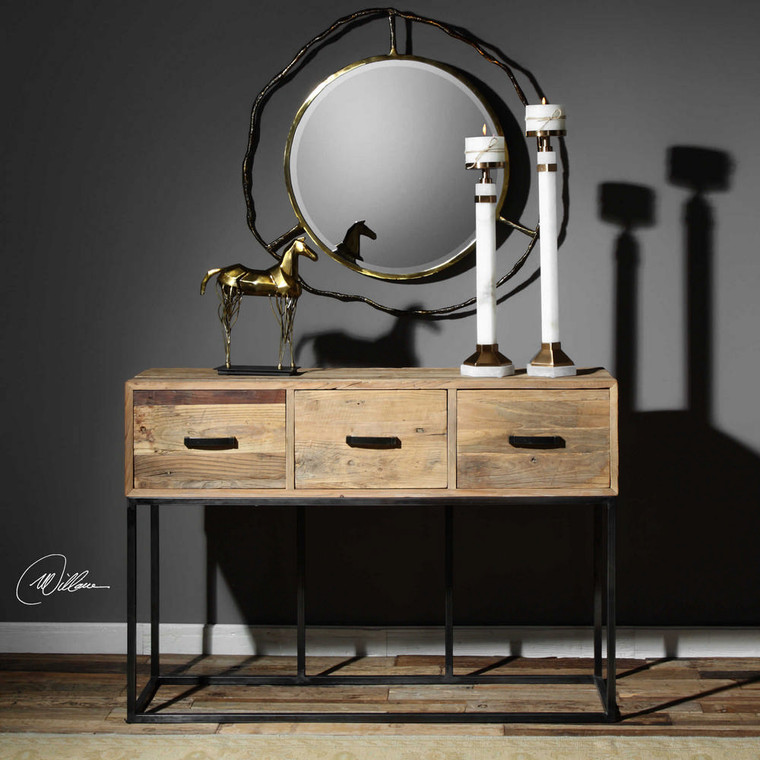 Graham Console Table by Uttermost