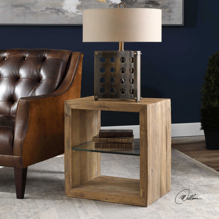 James Side Table by Uttermost
