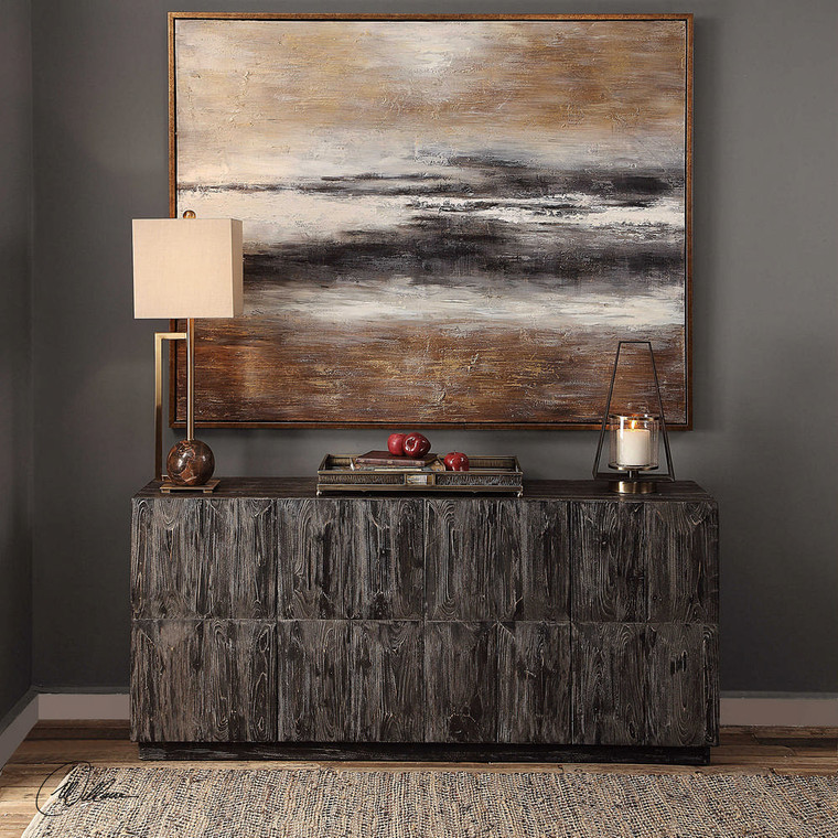 Barlas Media Console by Uttermost