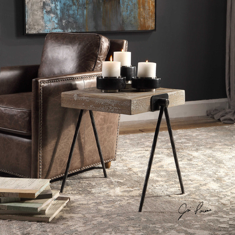 Winston Accent Table by Uttermost