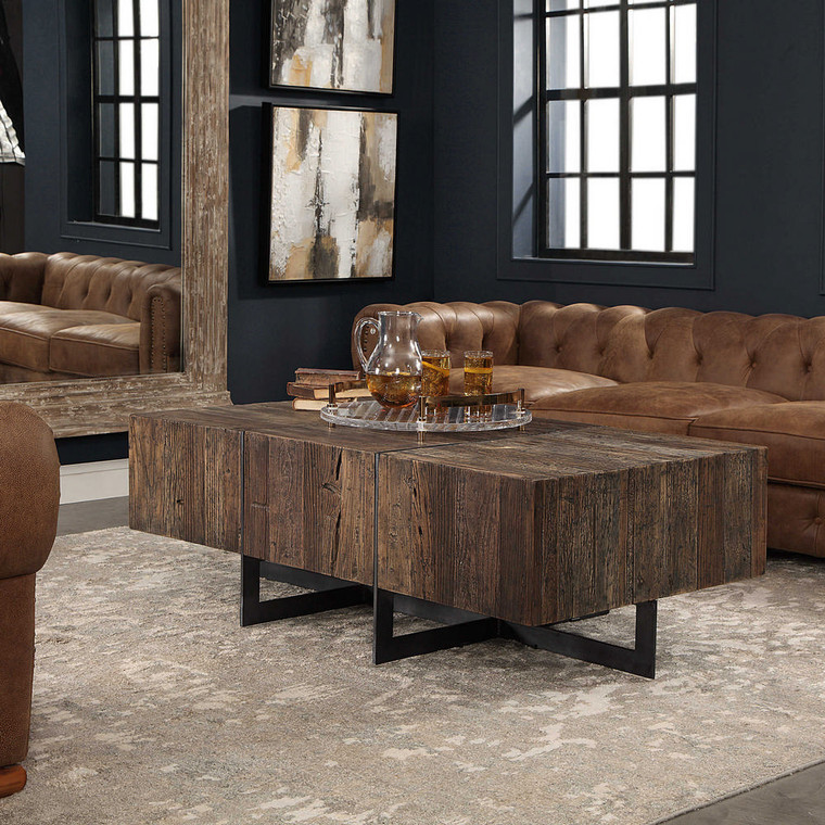 Connell Coffee Table by Uttermost