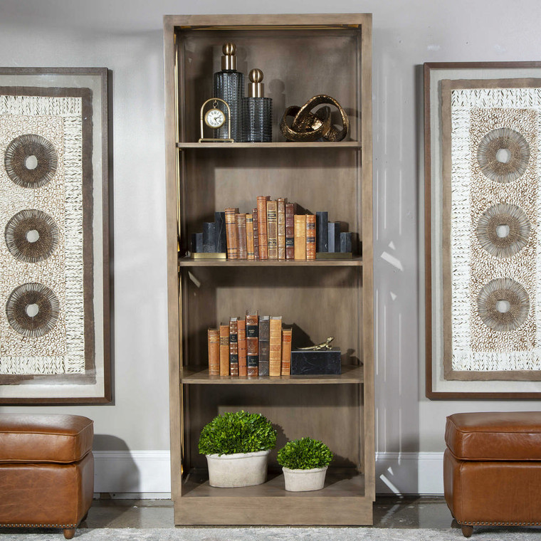 Evander Etagere by Uttermost