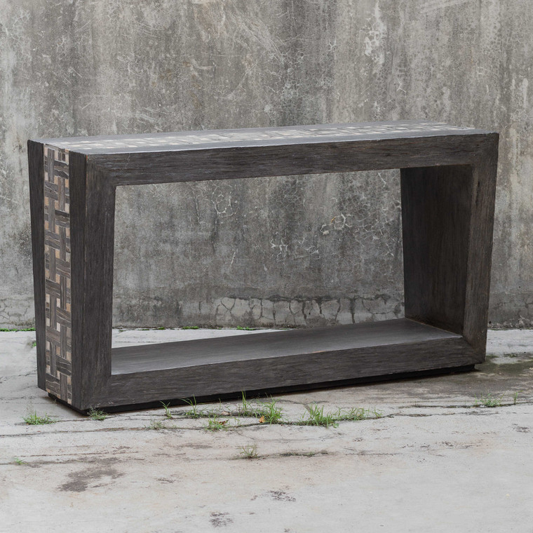 Hadiya Sofa Table by Uttermost