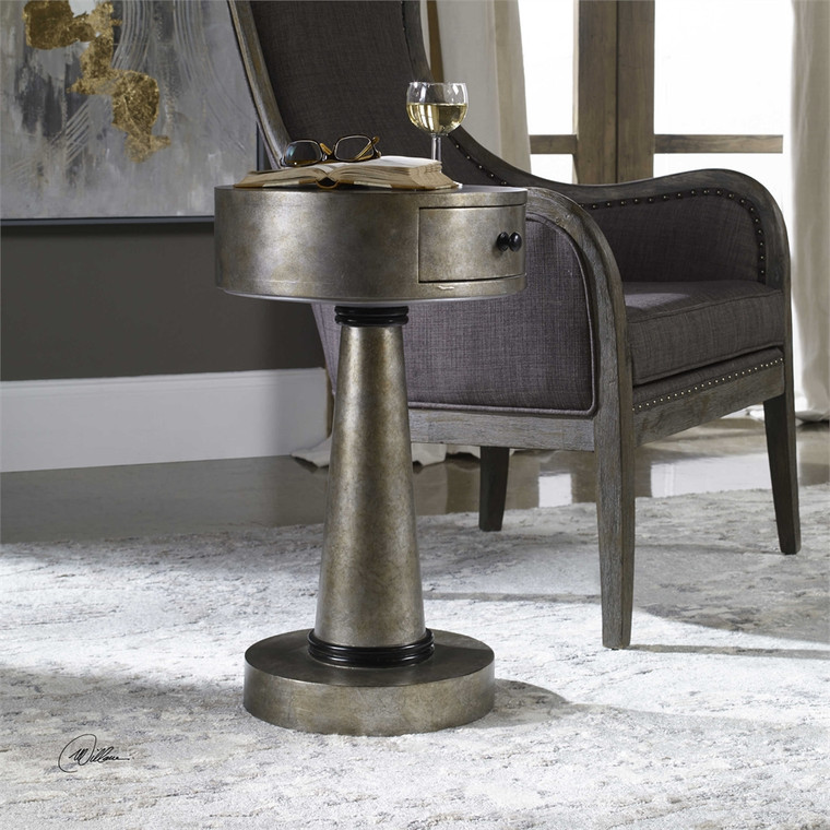 Brenz Accent Table - by Uttermost