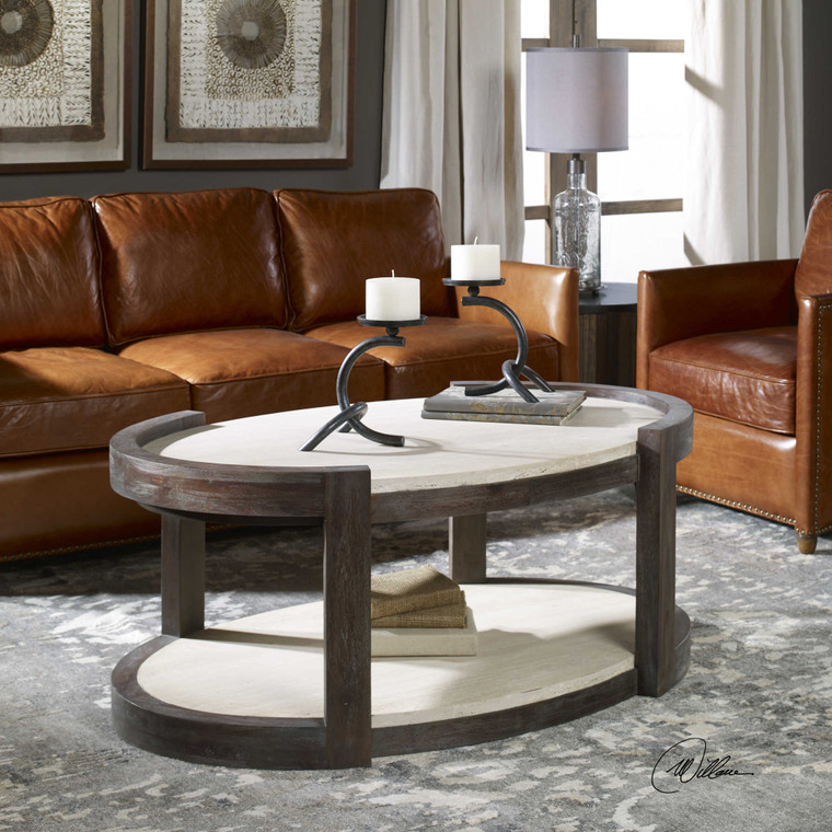 Mariha Coffee Table by Uttermost