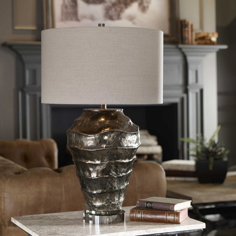 Esteban Table Lamp by Uttermost