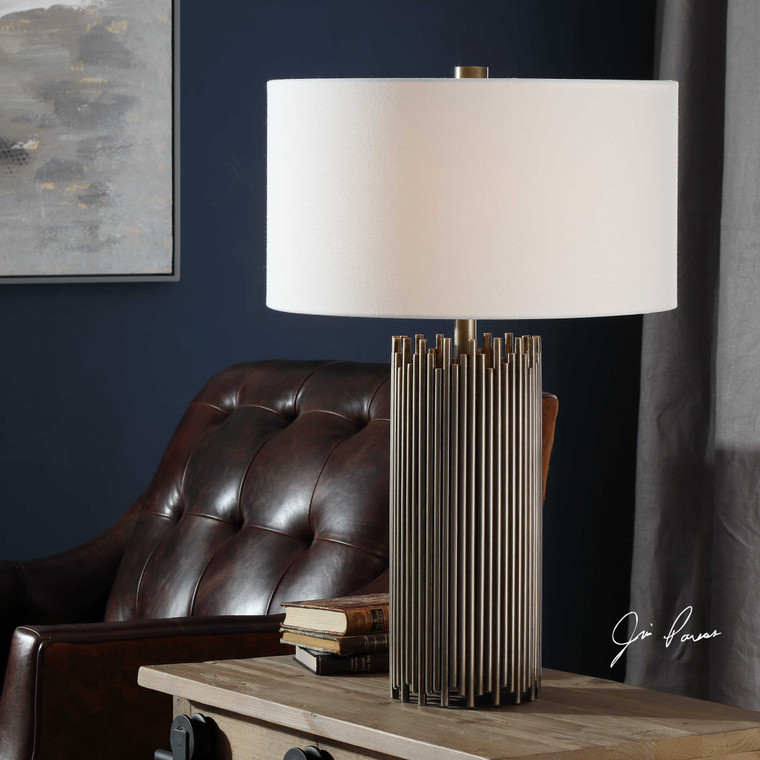 Nuoro Table Lamp by Uttermost