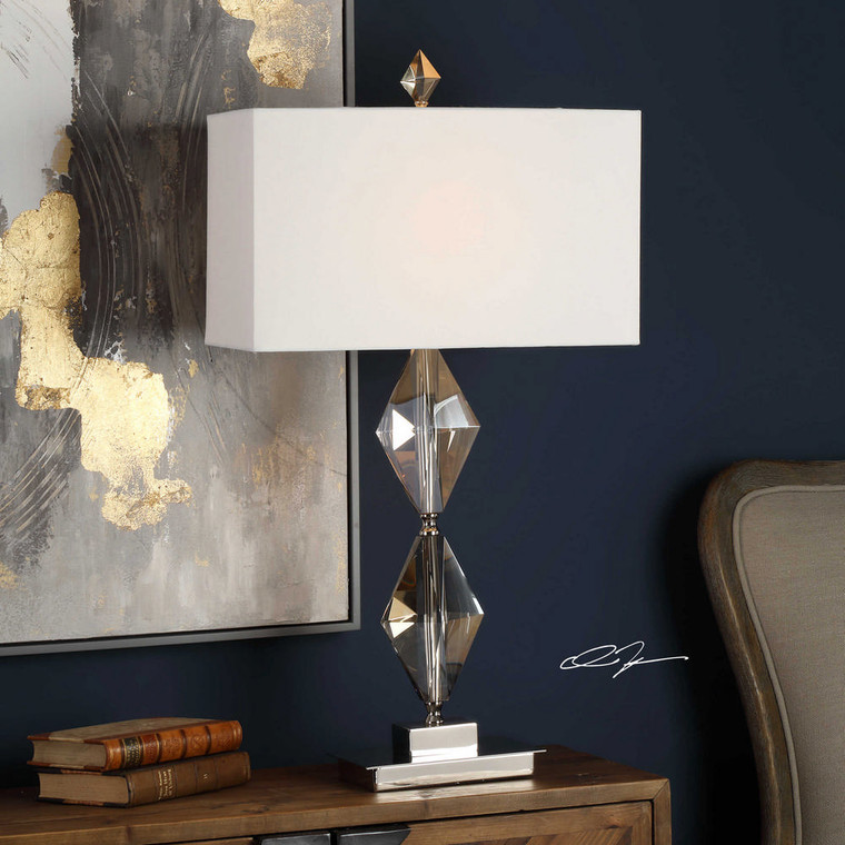 Baricella Table Lamp by Uttermost