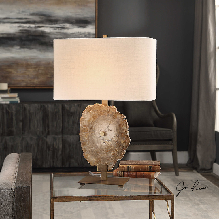 Triassic Table Lamp by Uttermost