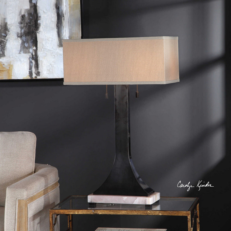 Eldric Table Lamp by Uttermost