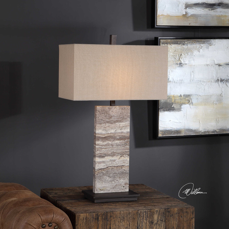Seton Table Lamp by Uttermost