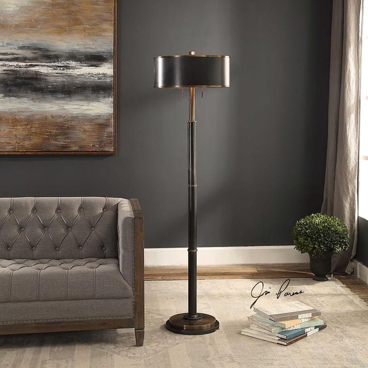 Nakeem Floor Lamp by Uttermost
