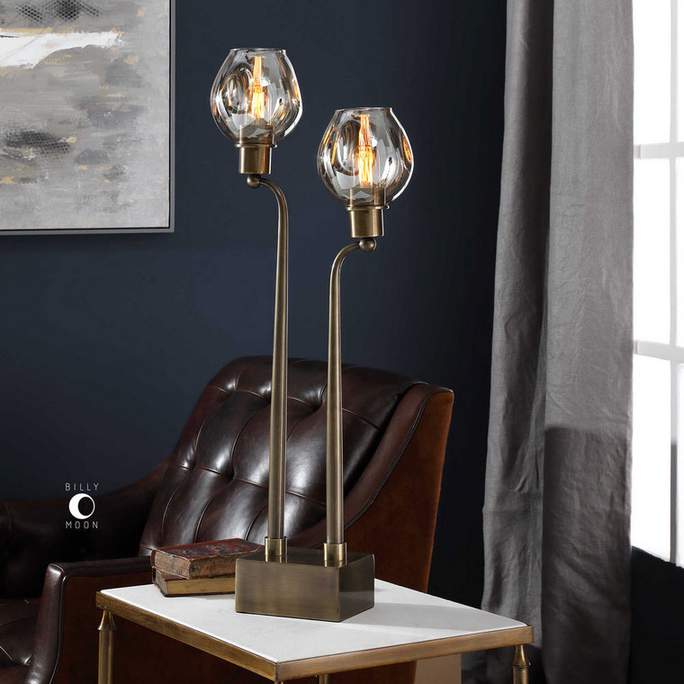 Lariano Accent Lamp by Uttermost