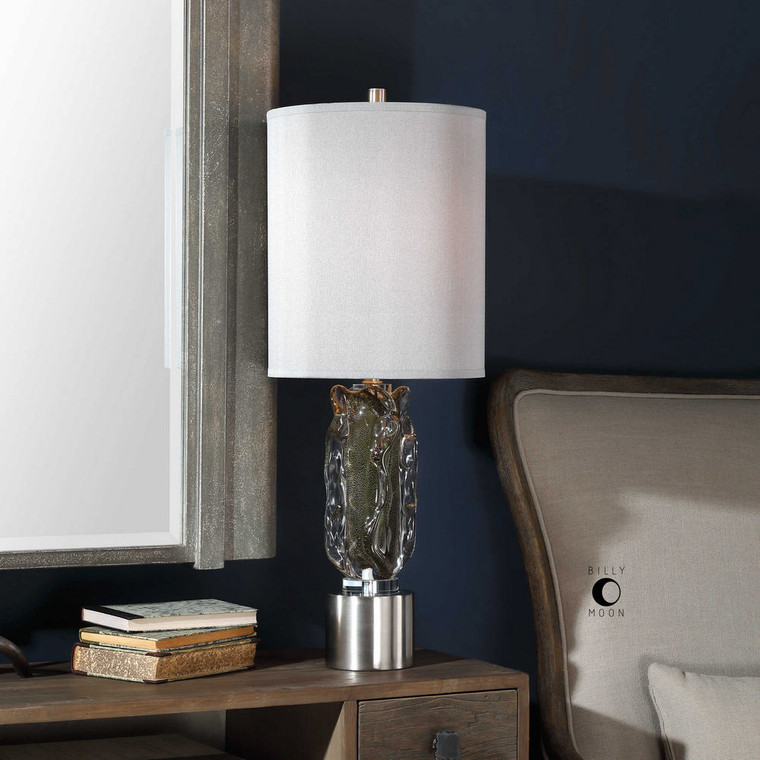 Barasso Accent Lamp by Uttermost