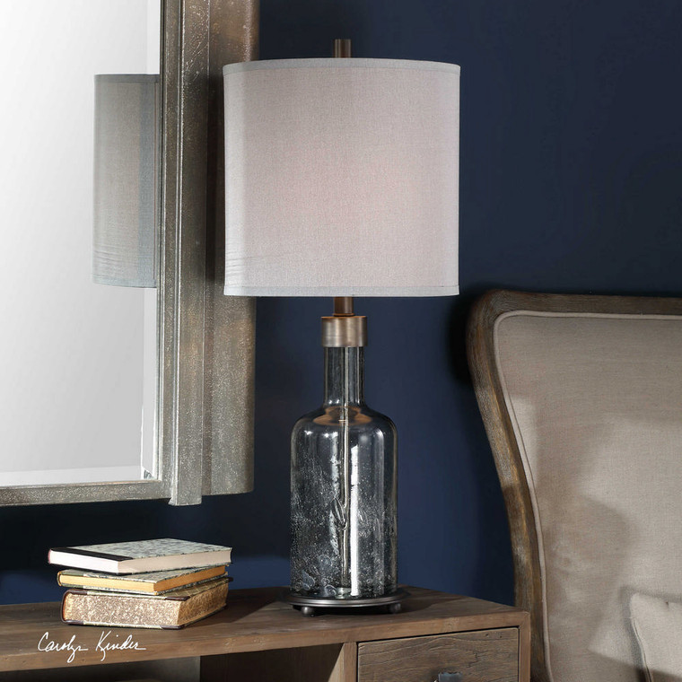 Latera Buffet Lamp by Uttermost