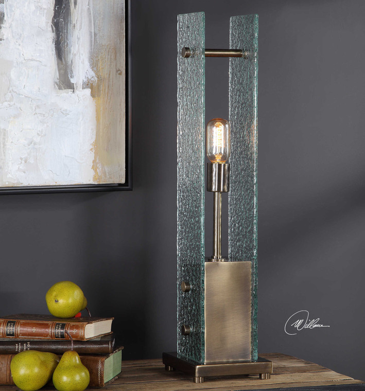 Hadara Accent Lamp by Uttermost