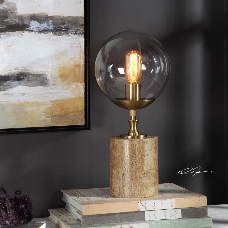 Daveney Accent Lamp by Uttermost