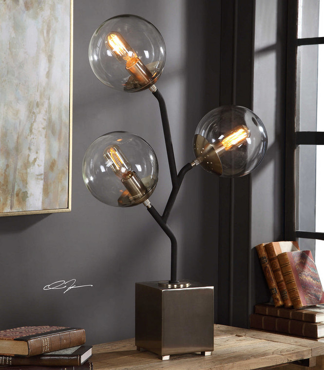 Drevo Accent Lamp by Uttermost
