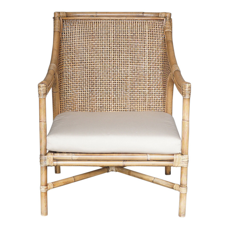 Bahama Rattan Occassional Chair by Maison Living