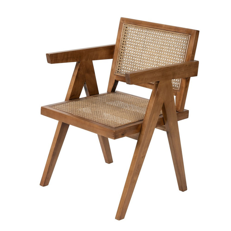 Whitman Rattan Armchair by Maison Living