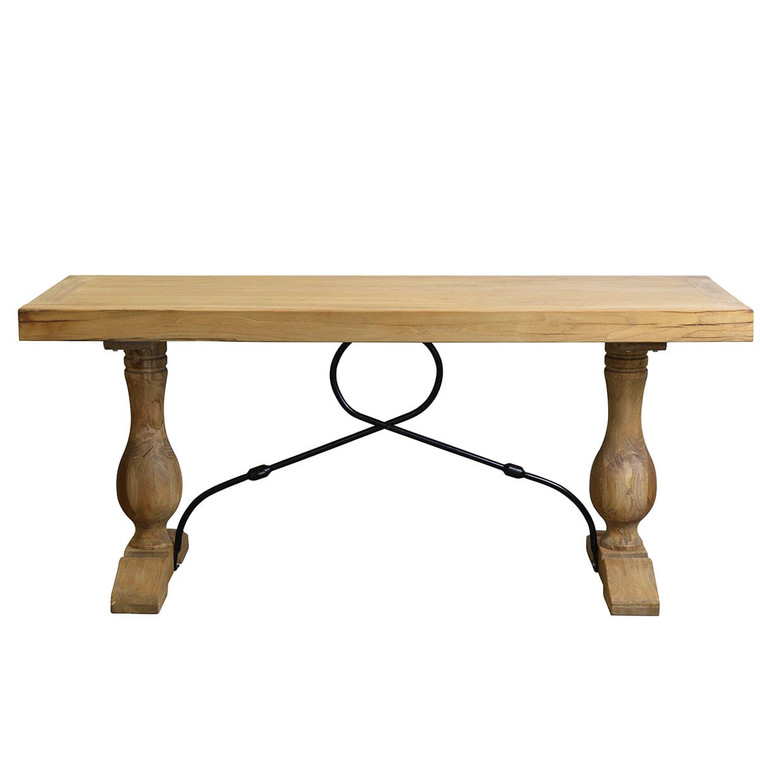 Seville Console Table - Natural
