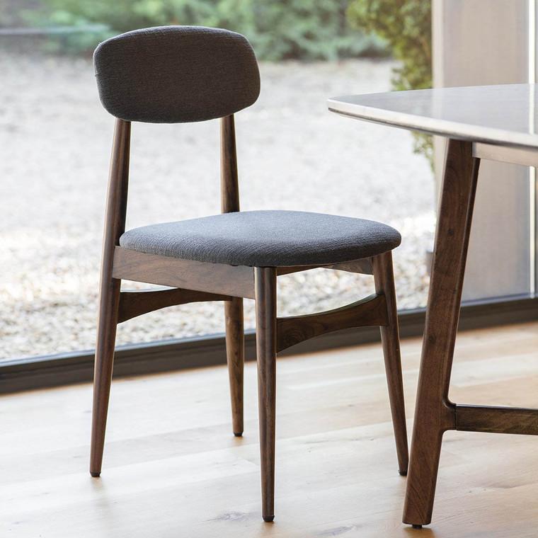 Bergen Scandinavian Mid-Century Modern Dining Chair