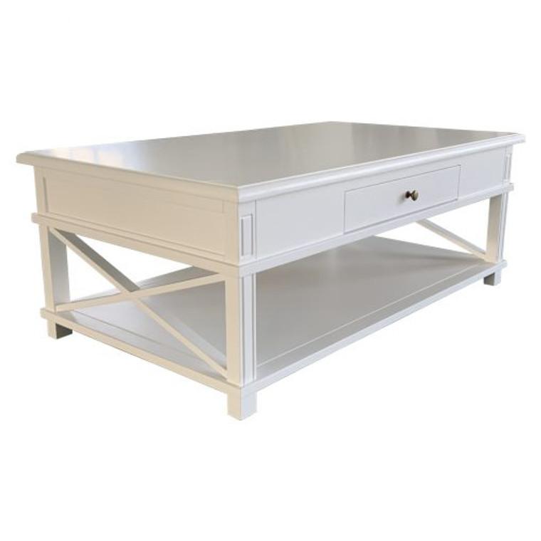 Xavier Coffee Table - 120cmW x 70cmD x 45cmH